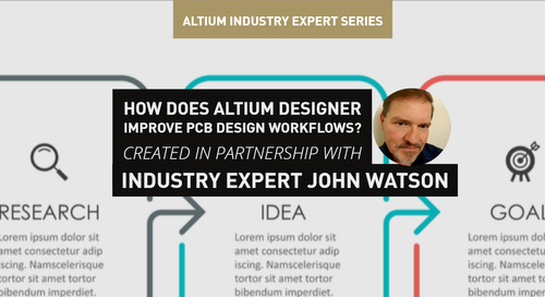How does Altium Designer improve PCB design workflows?
