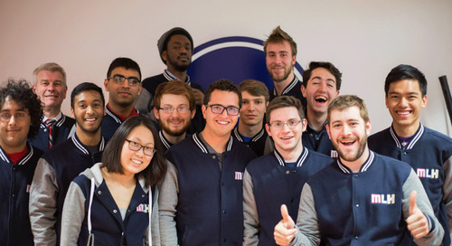 Major League Hacking Fuels Passion for Engineering Students
