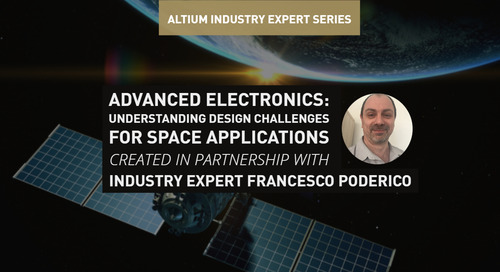 Advanced Electronics: Understanding Design Challenges for Space Applications
