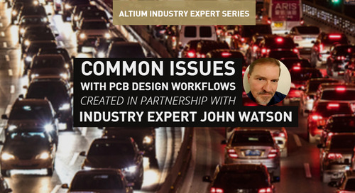 What are some Common Issues with PCB Design Workflows?