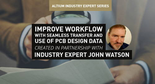 How Do the Seamless Transfer and Use of PCB Design Data Improve Workflows?