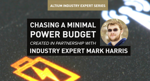 Chasing a Minimal Power Budget
