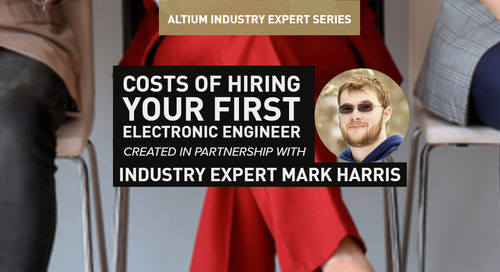 Costs of Hiring Your First Electronic Engineer