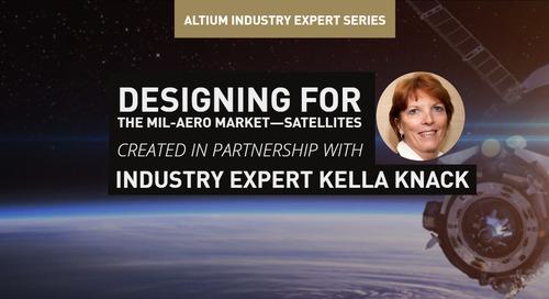 Designing For The Mil-aero Market—Satellites