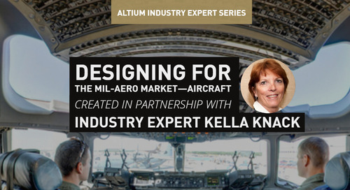 Designing For The Mil-aero Market—aircraft
