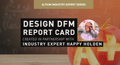 Design Report Card