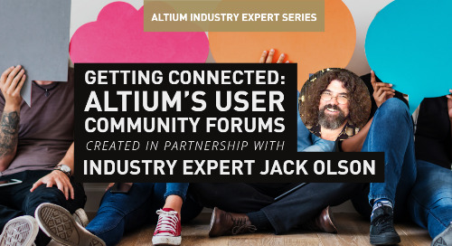 Getting Connected: Altium's User Community Forums