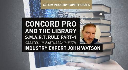 Concord Pro and the Library S.M.A.R.T. Rule Part-1