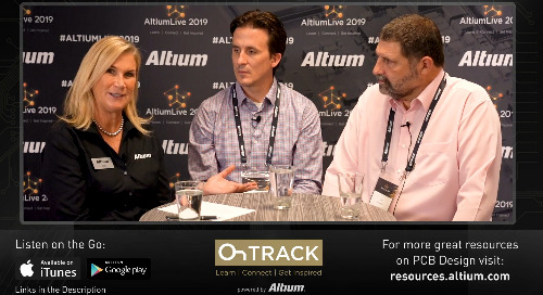 Max Seeley and Carl Schattke on AltiumLive 2019