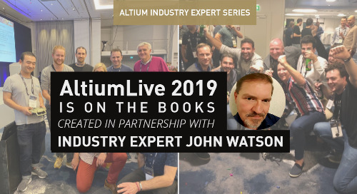 AltiumLive 2019 is on the Books