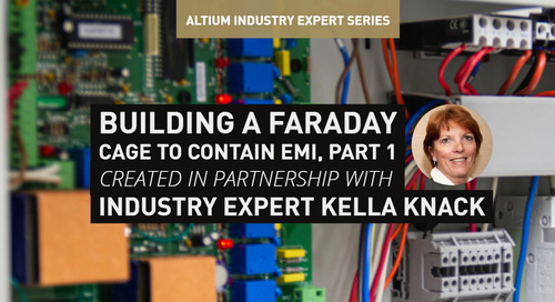 Building a Faraday Cage To Contain EMI, Part 1