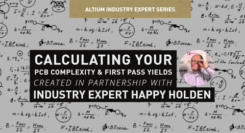 Calculating your PCB Complexity & First Pass Yields