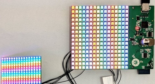 How to Add an RGB Matrix Display to Your Board in Geppetto