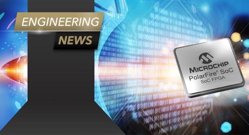 SoC FPGA Boasts RISC-V Processor