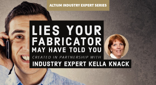 Lies Your Fabricator May Have Told You