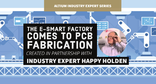 The eSmart Factory Comes to PCB Fabrication
