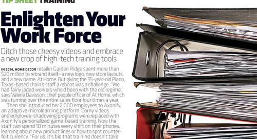 Enlighten Your Work Force