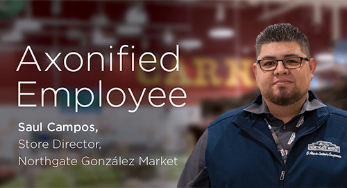 Saul Campos from Northgate González Market