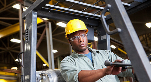 State of Workplace Training in Manufacturing & Logistics