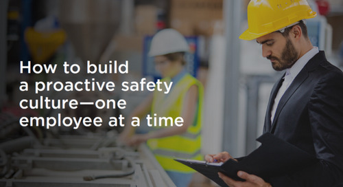 How to achieve world-class safety—one employee at a time