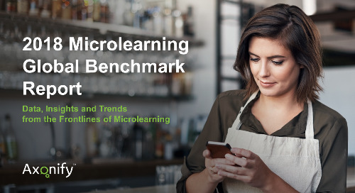 2018 Axonify Microlearning Global Benchmark Report