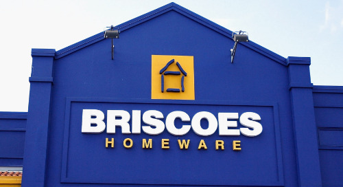 Briscoes Case Study
