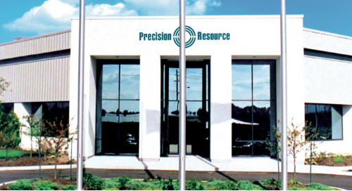 Precision Resource Case Study
