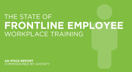 2019 State of Frontline Employee Workplace Training Report