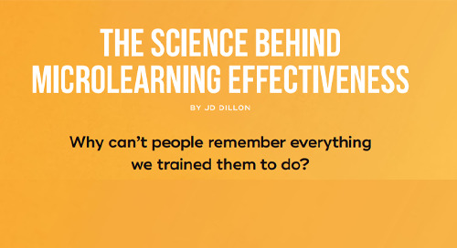 The Science Behind Microlearning Effectiveness