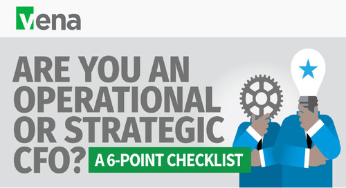 Are You an Operational or Strategic CFO? A 6-Point Checklist