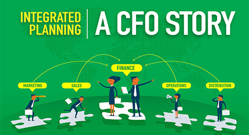 A CFO's Perspective: Integrated Planning & Corporate Performance Transformation