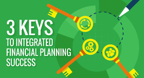 3 Keys to Integrated Planning Success