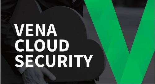 Vena Cloud Security