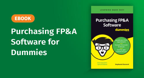 Download: Purchasing FP&A Software for Dummies