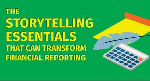 How Storytelling Essentials Can Transform Financial Reporting