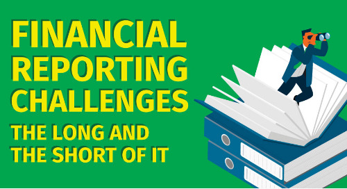 The Problem with Financial Reporting: The Long and Short of It