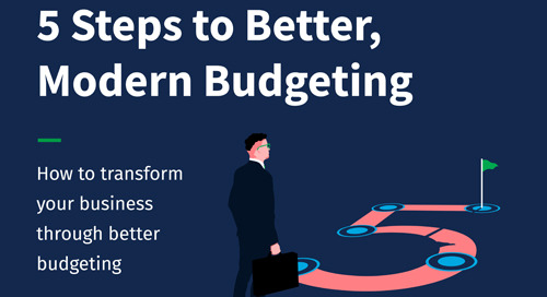 Infographic: 5 Budgeting Best Practices You Need To Start Using Today