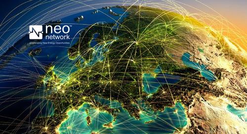 NEO Network Expands to Europe, Accelerates Renewable Energy & Sustainability