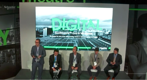 EcoStruxure™ for Microgrids: An Expert Panel