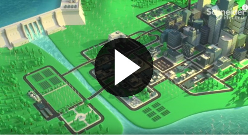 EcoStruxure Microgrids: Reliable Energy & Power Distribution