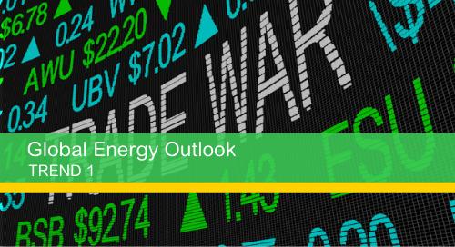 Trend #1: Energy Economics & Politics