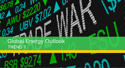 2020 Global Energy Outlook Trend #1: Energy Economics & Politics (em português)
