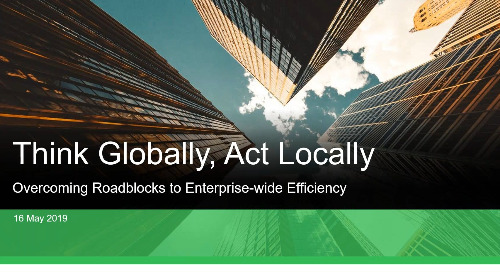 Watch Recording: Overcoming Top Roadblocks to Enterprise-Wide Efficiency