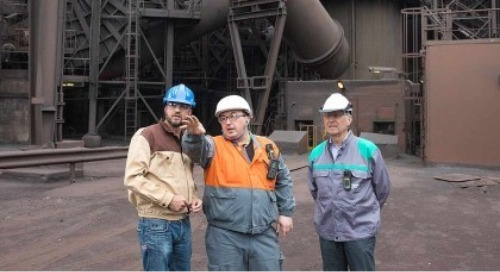 ArcelorMittal: Sustainably Producing 6.7M Tons of Steel a Year