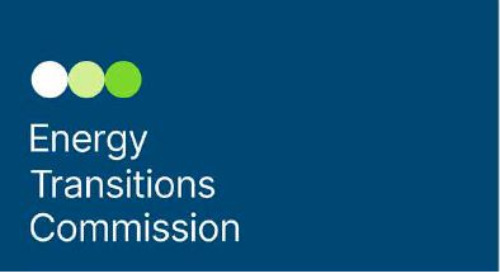 Our Work with the Energy Transitions Commission