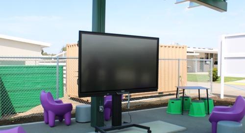 Thousand Oaks High School & Schneider Electric Unveil Classroom of the Future