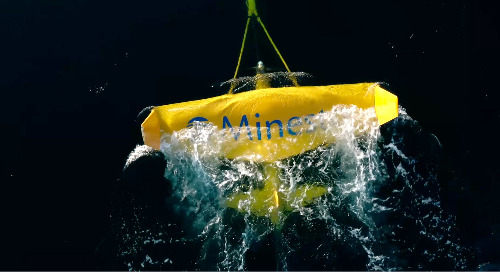 Minesto and Schneider Electric Join Forces to Commercialize Marine Energy