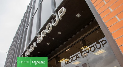 Schneider Electric Partners with Roca Group to Accelerate Decarbonization