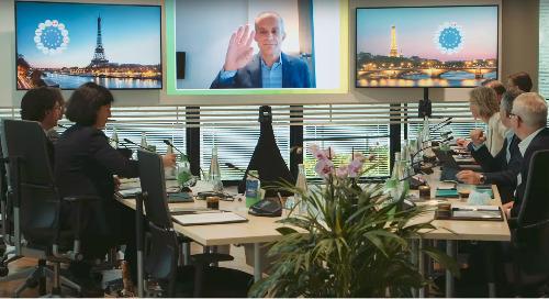 Schneider Hosts CEO Alliance to Support European Green Deal