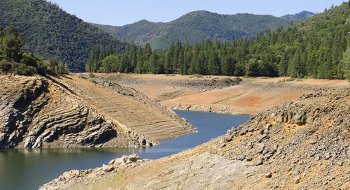 The Effects of Drought in California & The Pacific Northwest